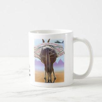 De Muilezel van Afghanistan Koffiemok