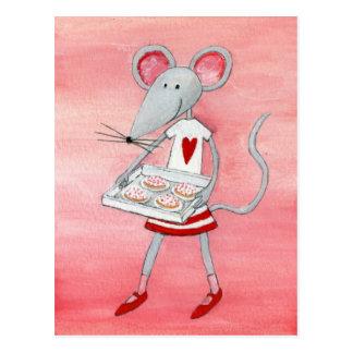 De Muis & de Muizen van de liefde Briefkaart