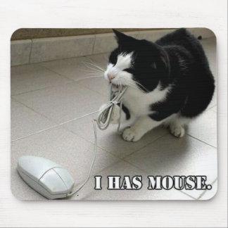 De muis muismat