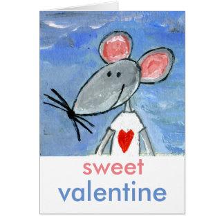 De Muis Valentijn van de liefde Briefkaarten 0