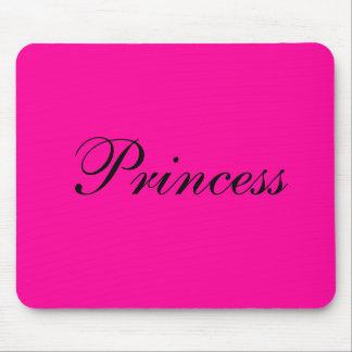 De muisstootkussen van de prinses muismatten