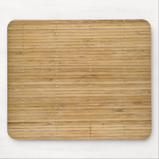 De muisstootkussen van het bamboe muismatten