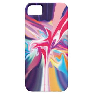 De multi Draaikolk van de Kleur Barely There iPhone 5 Hoesje