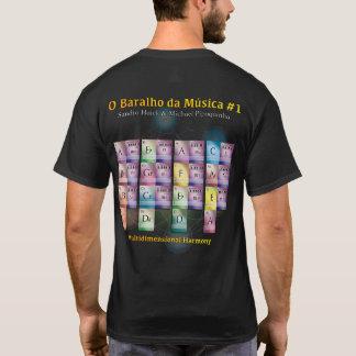 De multidimensionele T-shirt van de Harmonie