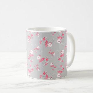 De Multimok van de Liefde van de flamingo Koffiemok