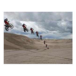 De Multipliciteit van Moto Briefkaart