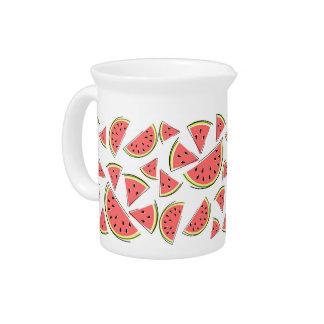De Multiwaterkruik van de watermeloen Drink Pitcher