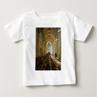De Munster van York van binnenuit. Baby T Shirts