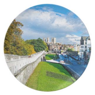 De Muren en de Munster van York Party Borden