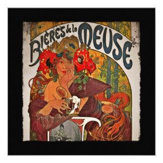 De muse van het Bier