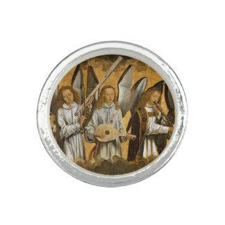 De Musici c1480 van de engel Ring