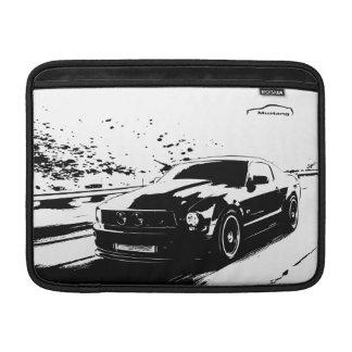 De Mustang die van Ford het Ontsproten Sleeve van MacBook Beschermhoezen