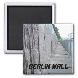 De Muur van Berlijn, Berlijn, Duitsland Magneet