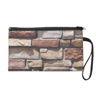 De Muur van de steen Tasje Met Polsbandje