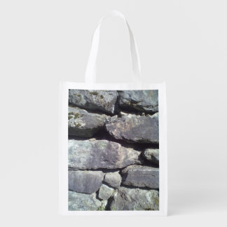 De Muur van de steen Shopper