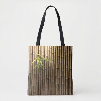 De Muur van het bamboe helemaal over - de Zak van