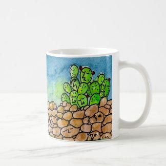 De Muur van het puin Koffiemok
