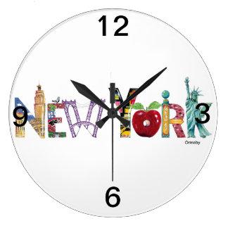 De muurklok van de Stad van New York Grote Klok