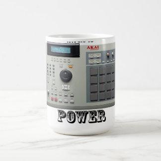 De Muziek MPC is de Mok van de Macht