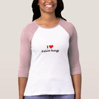 De Muziek van Bluegrass: I (hart) de Liederen van T Shirt
