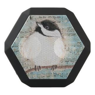 De Muziek van Chickadee van het vogeltje Zwarte Bluetooth Speaker