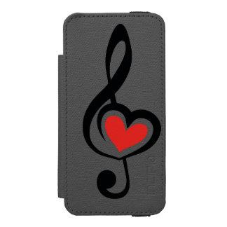 De Muziek van de Liefde van de Sleutel van de