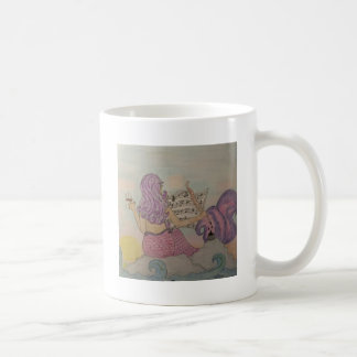 De Muziek van de meermin Koffiemok
