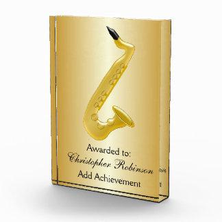 De Muziek van de saxofoon Prijs
