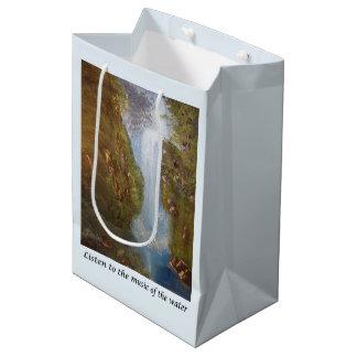 De Muziek van de waterval - de Uitdrukking van het Medium Cadeauzakje