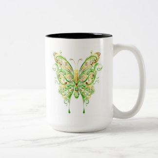 De mystieke Mok van Vlinders