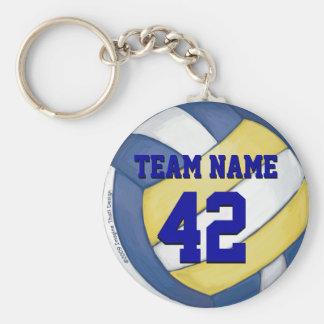 De Naam en het Aantal van het Team van het Sleutelhanger