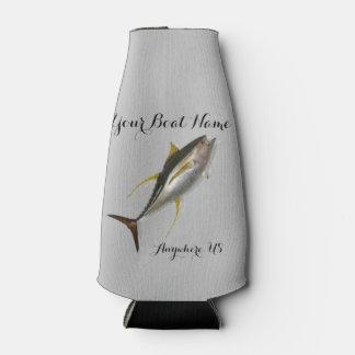 De Naam van de Boot van de Douane van de Tonijn Flesjeskoeler