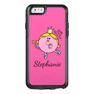 De Naam van de douane Weinig Misser Princess   OtterBox iPhone 6/6s Hoesje