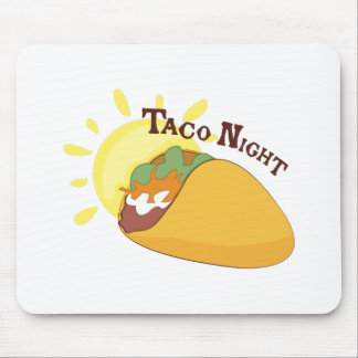 De Nacht van de taco Muismat