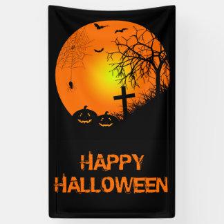 De nacht van Halloween Spandoek