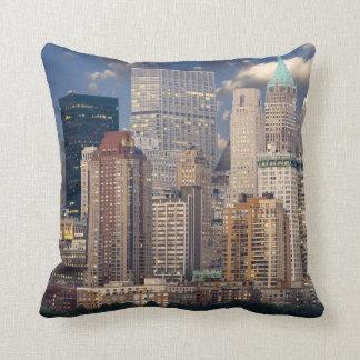 De Nacht van Manhattan van de Stad van NYC New Sierkussen