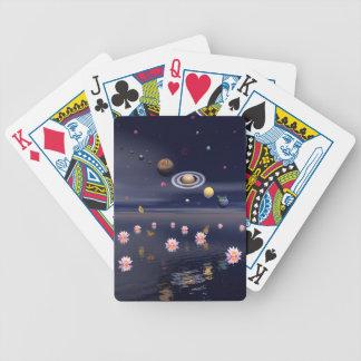 De nacht van Zen Poker Kaarten