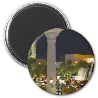 De Nacht Venitian van Las Vegas van pijlers Magneet