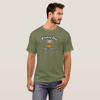 De Nachten van de Whisky van de Dagen van de T Shirt