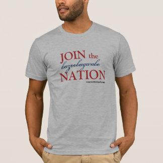 De Natie van Bazoobagwabo T Shirt