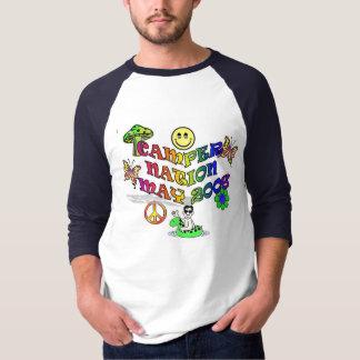 De Natie van de kampeerauto T Shirt