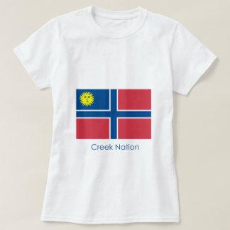 De Natie van de kreek T Shirt