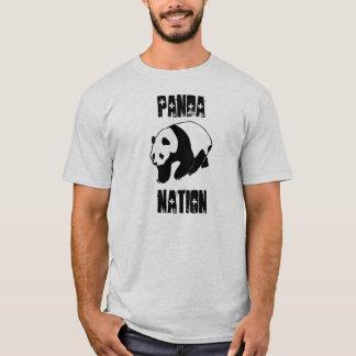 De Natie van de panda T Shirt