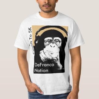 De Natie van DeFranco C25K T Shirt
