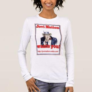 De Natie van Jovi wil u T Shirts