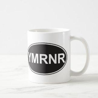 De Natie van Weimaraner: Euro YMRNR Koffiemok