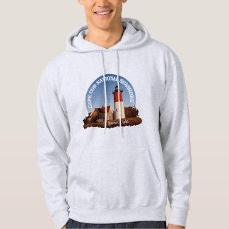 De Nationale Kust van Cape Cod Hoodie