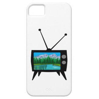 De nationale Media van het Park Barely There iPhone 5 Hoesje