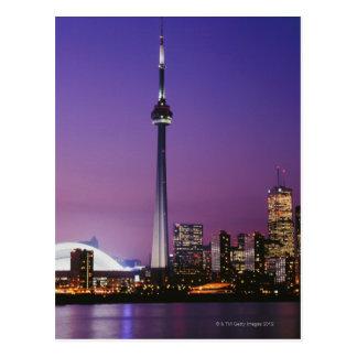 De Nationale Toren van Canada, Toronto, Canada Briefkaart