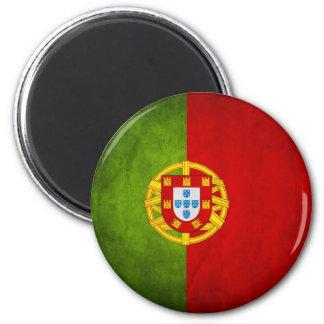 De nationale vlag van Portugal Koelkast Magneetjes